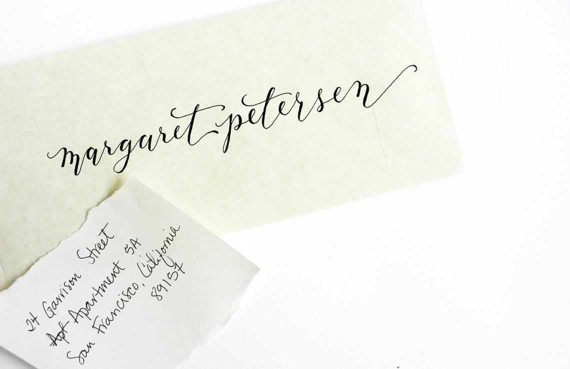 5 unique ways to address an envelope the postmans knock