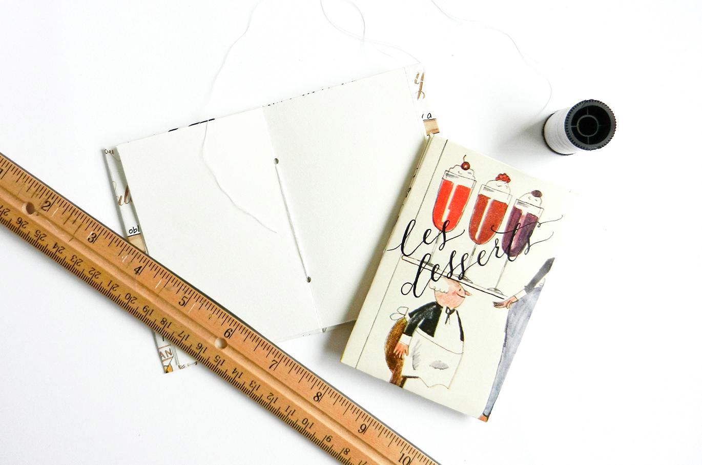 Mini DIY Book Tutorial   The Postman's Knock