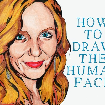 Free eGuide to Drawing the Human Face