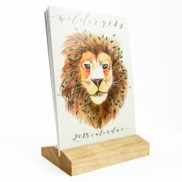 "4""x6"" Desk Calendar 
