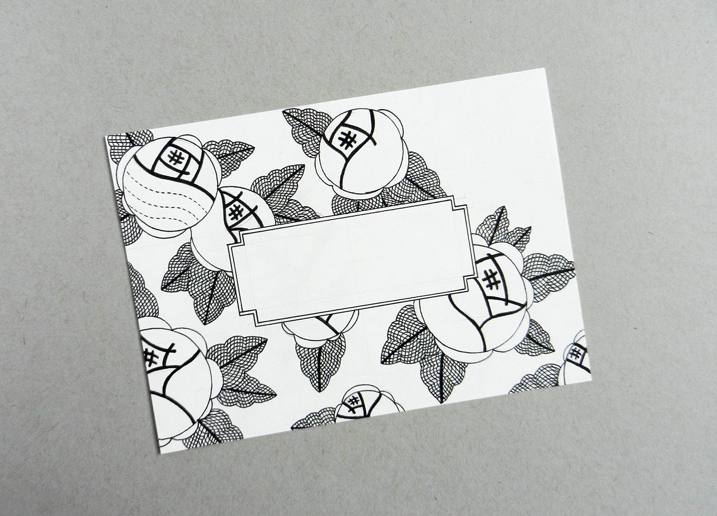 Favori Deco Envelope Art Tutorial | The Postman's Knock AJ45