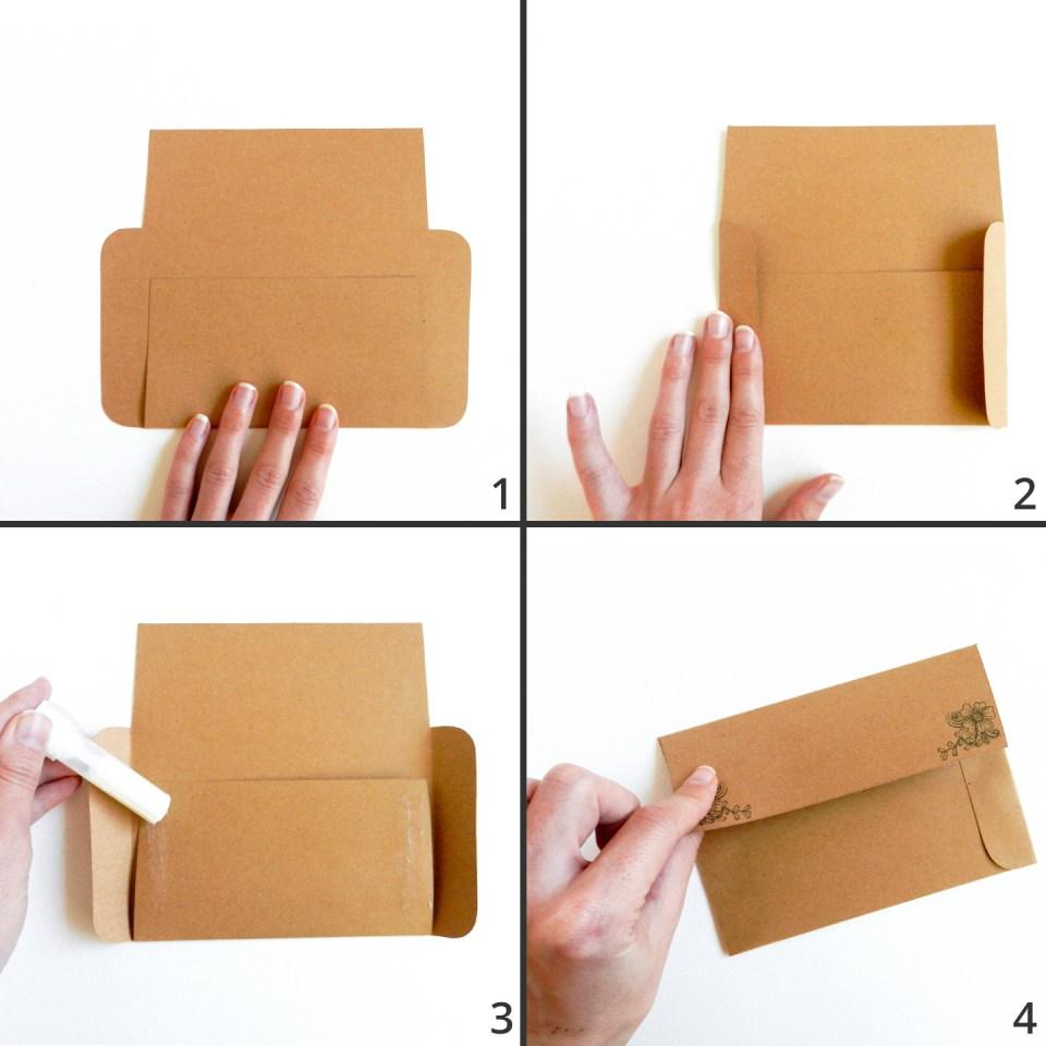 Printable Mail Art Envelope Templates | The Postman's Knock