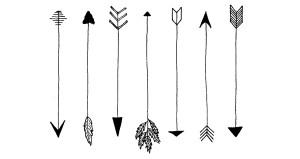 arrows drawn hand postman knock going tutorial notch covered standard ve take thepostmansknock