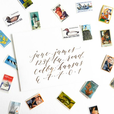 More Calligraphy Tips and Musings {Includes Videos + Giveaway}