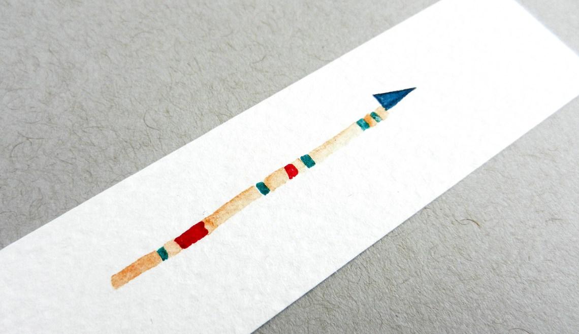 Hand-Drawn Arrows Tutorial | The Postman's Knock