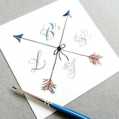 Hand-Drawn Arrows Tutorial