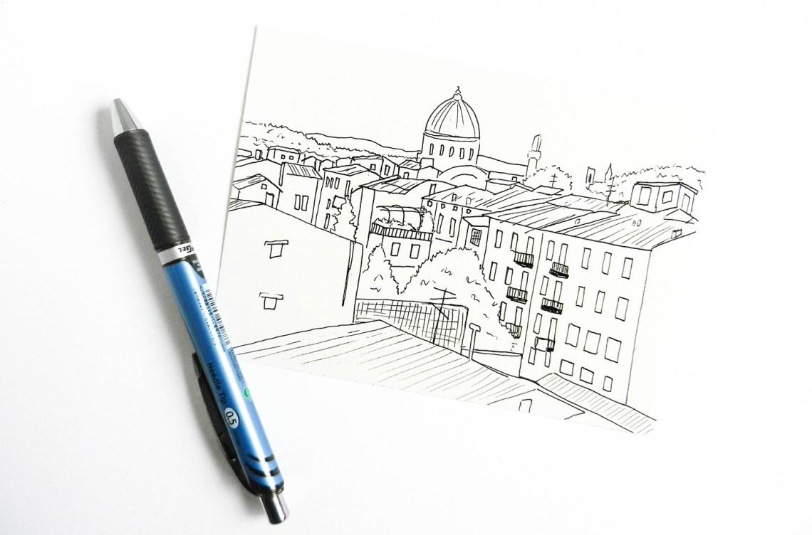 Brush Pen Tutorial | The Postman's Knock