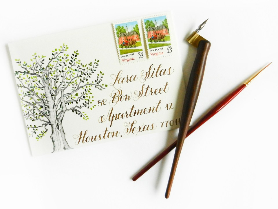 Three Easy Mail Art Ideas | The Postman's Knock