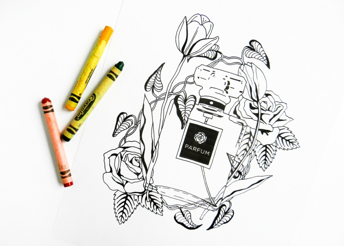 Free Adult Coloring Pages Why Coloring Is Cool