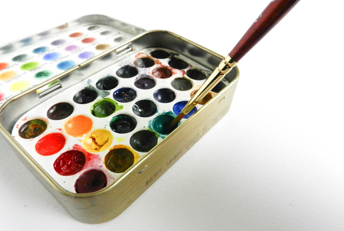 Learn artistic painting supplies