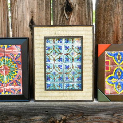 Hand-Painted Tiles Illustration Tutorial