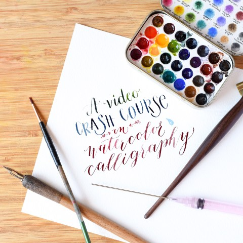 Ideas For Unique Modern Calligraphy The Postman 39 S Knock