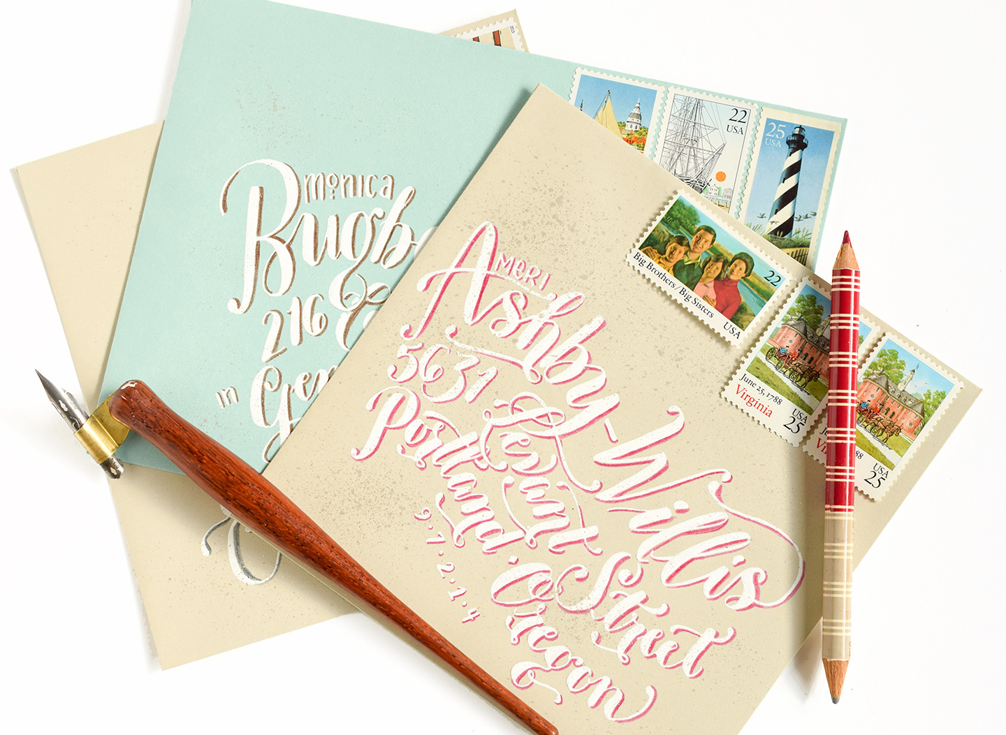 hand lettering tutorial breezy lettering tutorial the postman 39 s knock 22076 | feat2