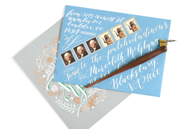 Diagonal Envelope | The Postman's Knock