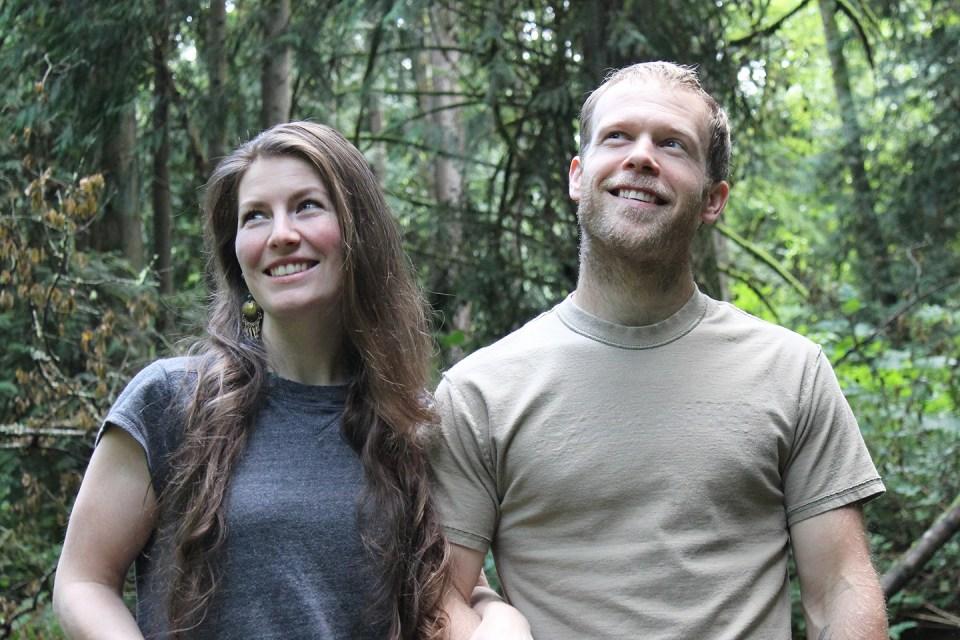 Jessica & Matt Hurd of Greenleaf & Blueberry | The Postman's Knock