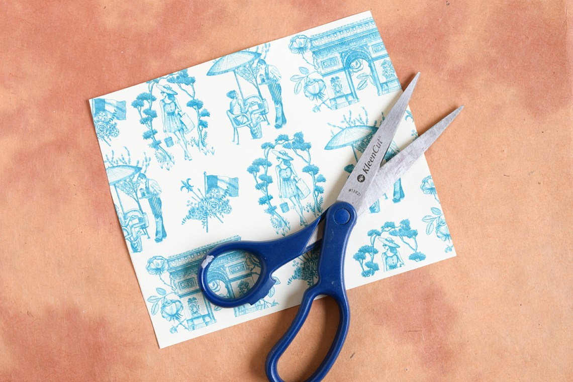 How to Make DIY Envelope Liners | The Postman's Knock