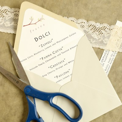 How to Make DIY Envelope Liners