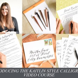 Introducing the Kaitlin Style Video Course   The Postman's Knock