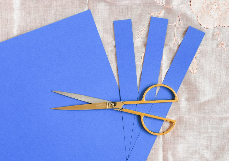 Paper Belly Bands: 3 Simple Tutorials | The Postman's Knock