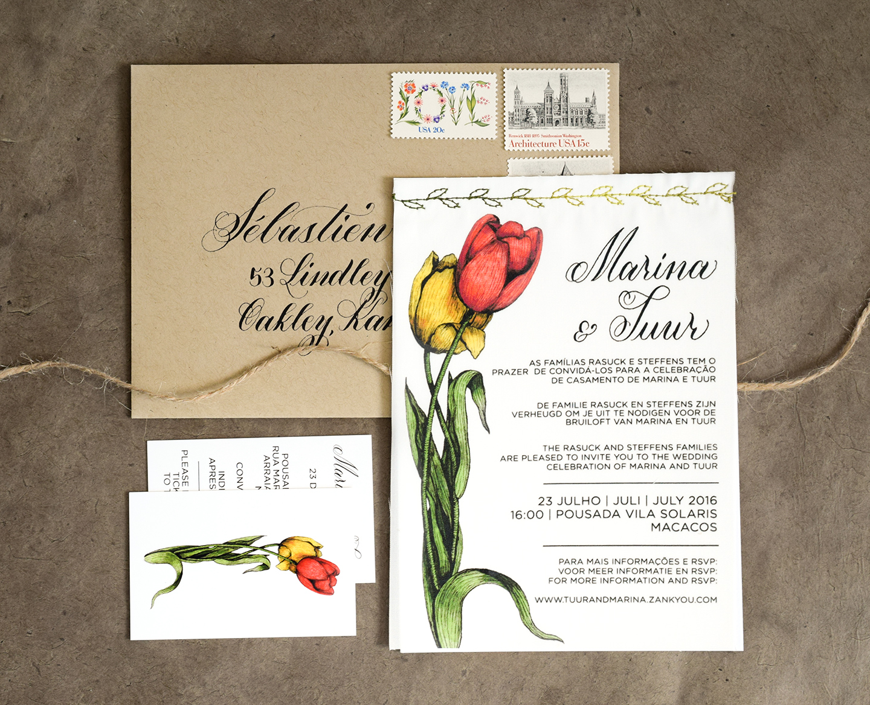 When To Mail Wedding Invitations 85 Cool Marina Fabric Invitations