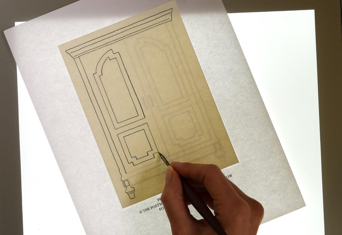 Creative Birthday Card Tutorial: Paper Armoire | The Postman's Knock
