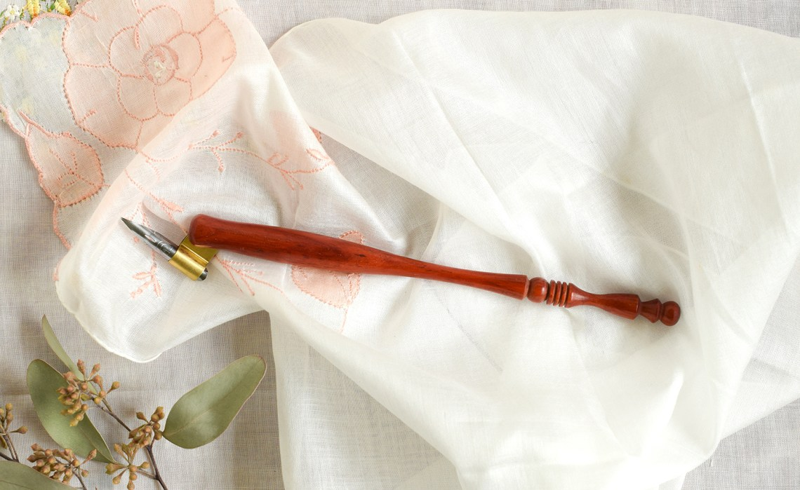 Oblique Calligraphy Pen | The Postman's Knock