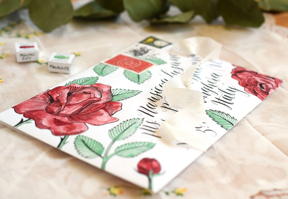 How to Maintain Privacy with Artistic Photos of Envelopes | The Postman's Knock