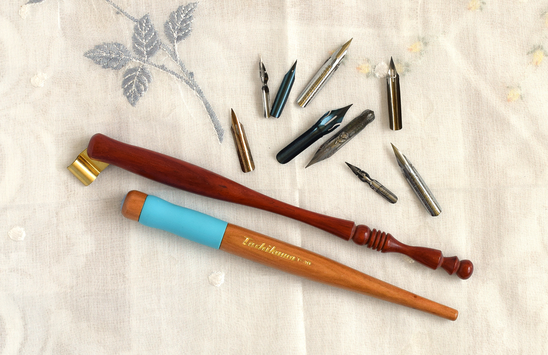Calligraphy Pens + Nibs | The Postman's Knock