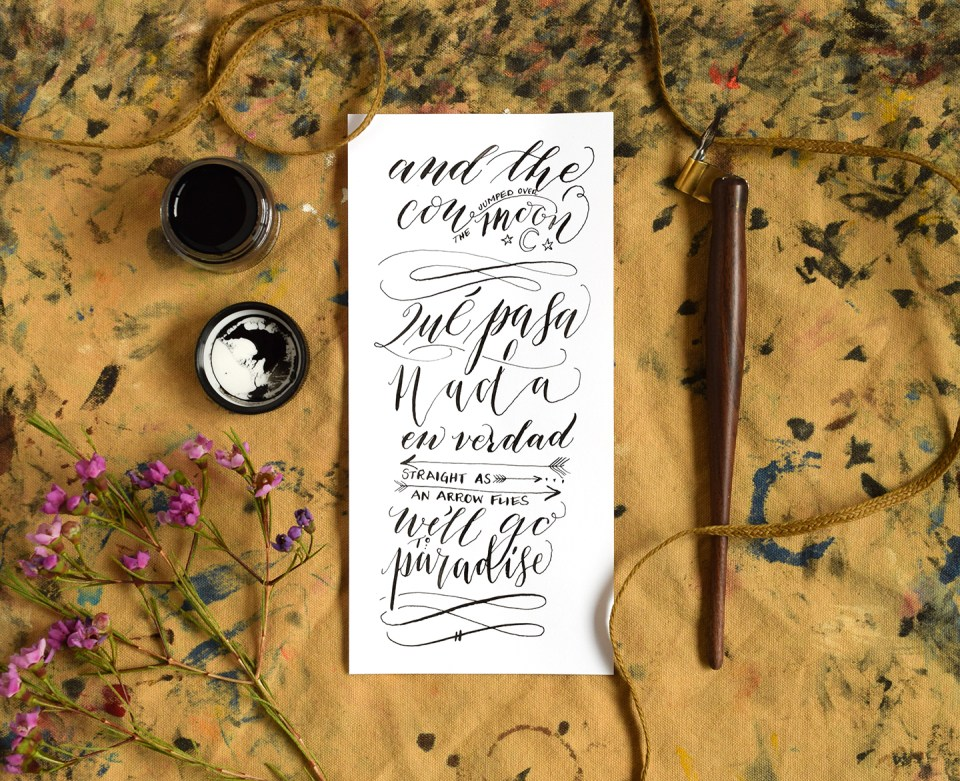 Best Gifts For A Calligraphy Beginner The Postman 39 S Knock