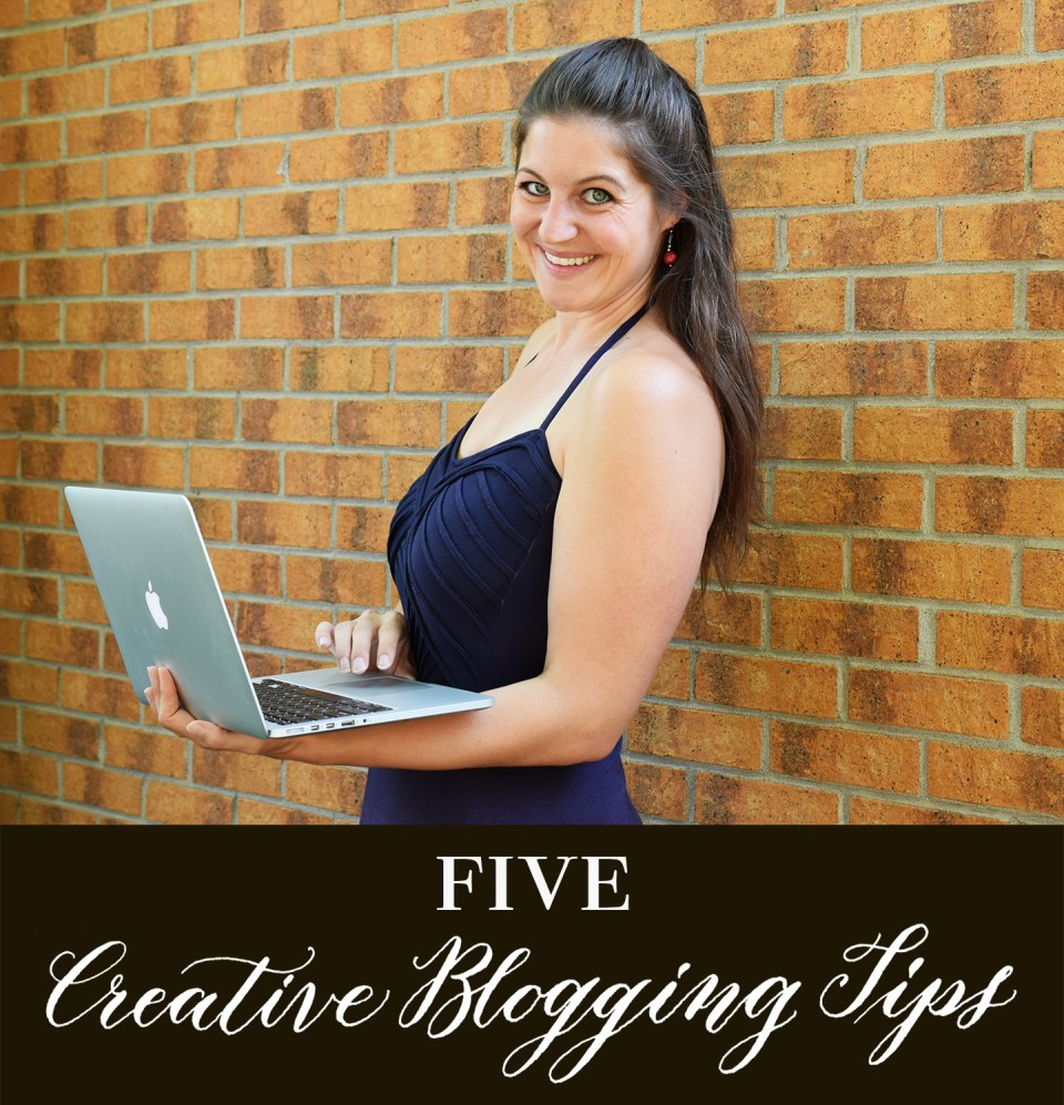 Five Creative Blogging Tips | The Postman's Knock