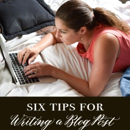 Six Tips for Writing a Blog Post | The Postman's Knock