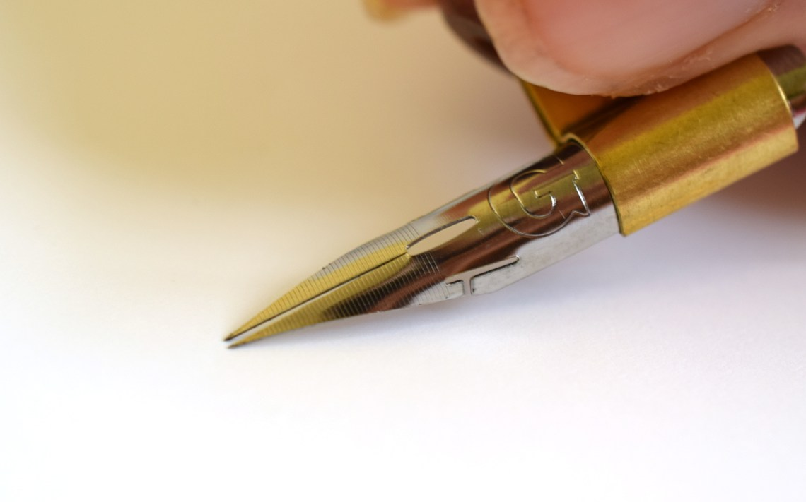 Getting to Know the Brause Rose Nib | The Postman's Knock