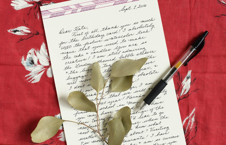Elegant and Effective Letter Writing Tips | The Postman's Knock