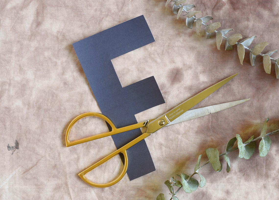 Floral Letter Simple Paper Craft Tutorial   The Postman's Knock