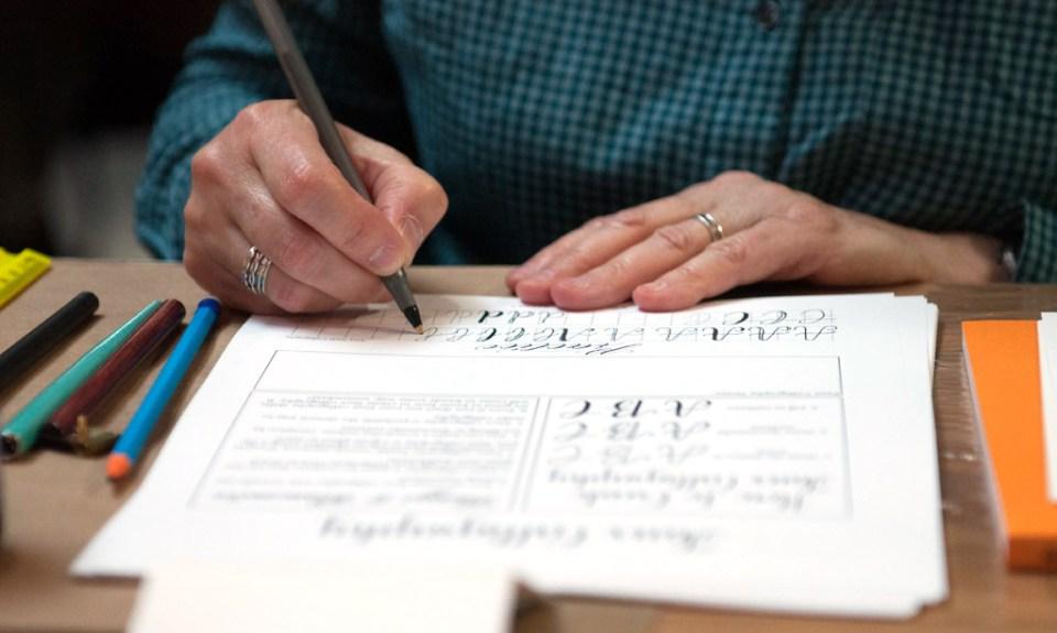 Fall 2016 New York + Florida Modern Calligraphy Workshops | The Postman's Knock
