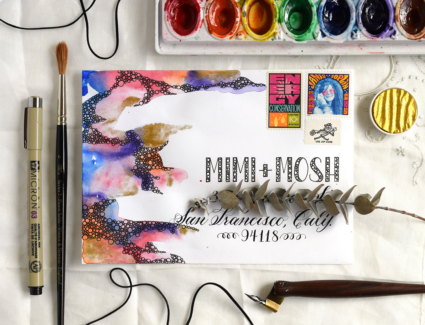 Three Creative Envelope Design Mini-Tutorials – The
