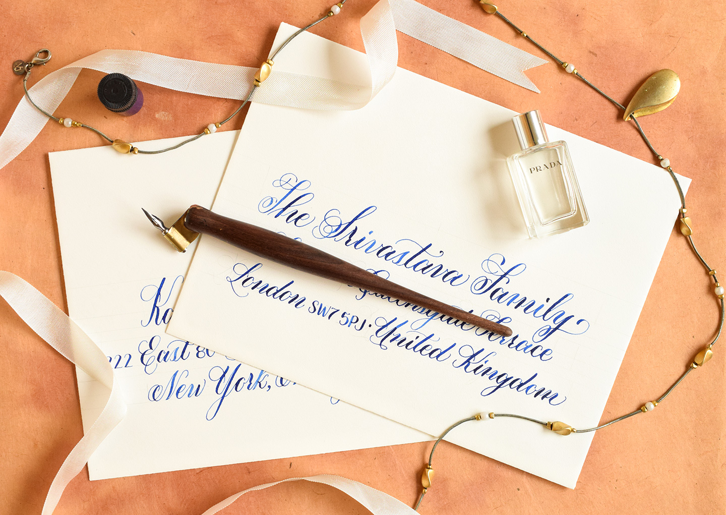 How to Make Extra Income by Selling Calligraphy   The Postman's Knock