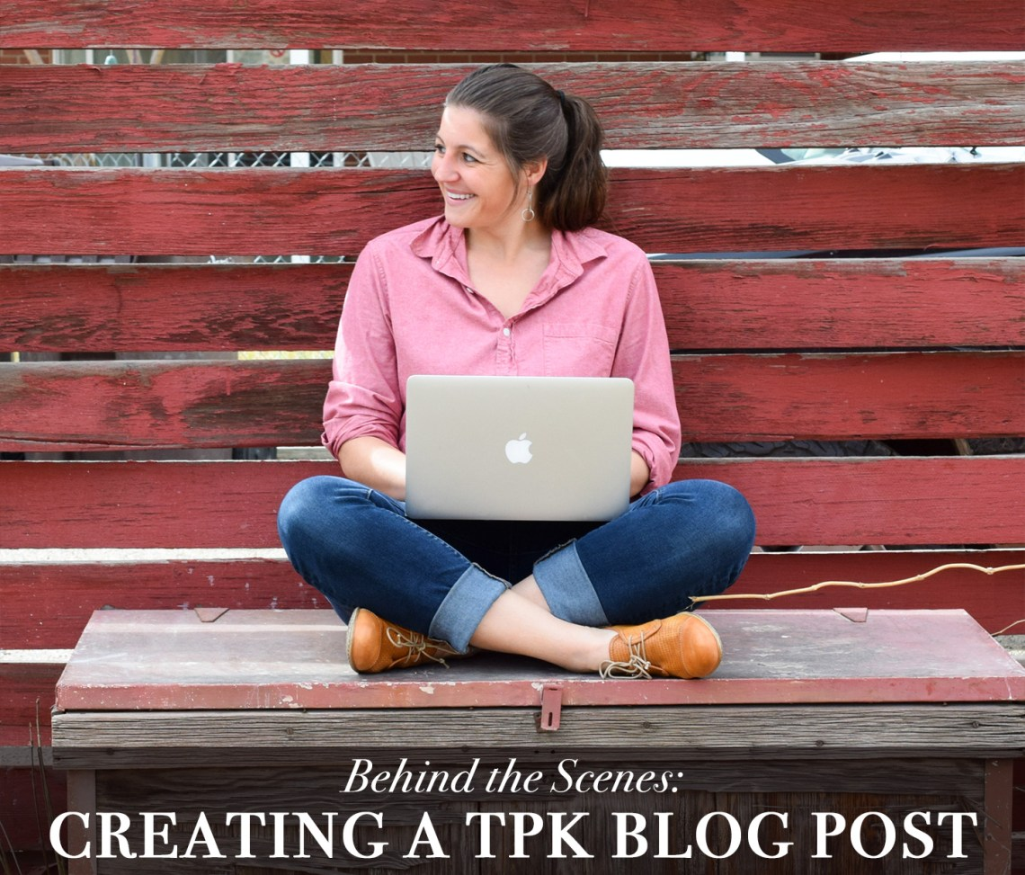 Behind the Scenes: Creating a TPK Blog Post | The Postman's Knock