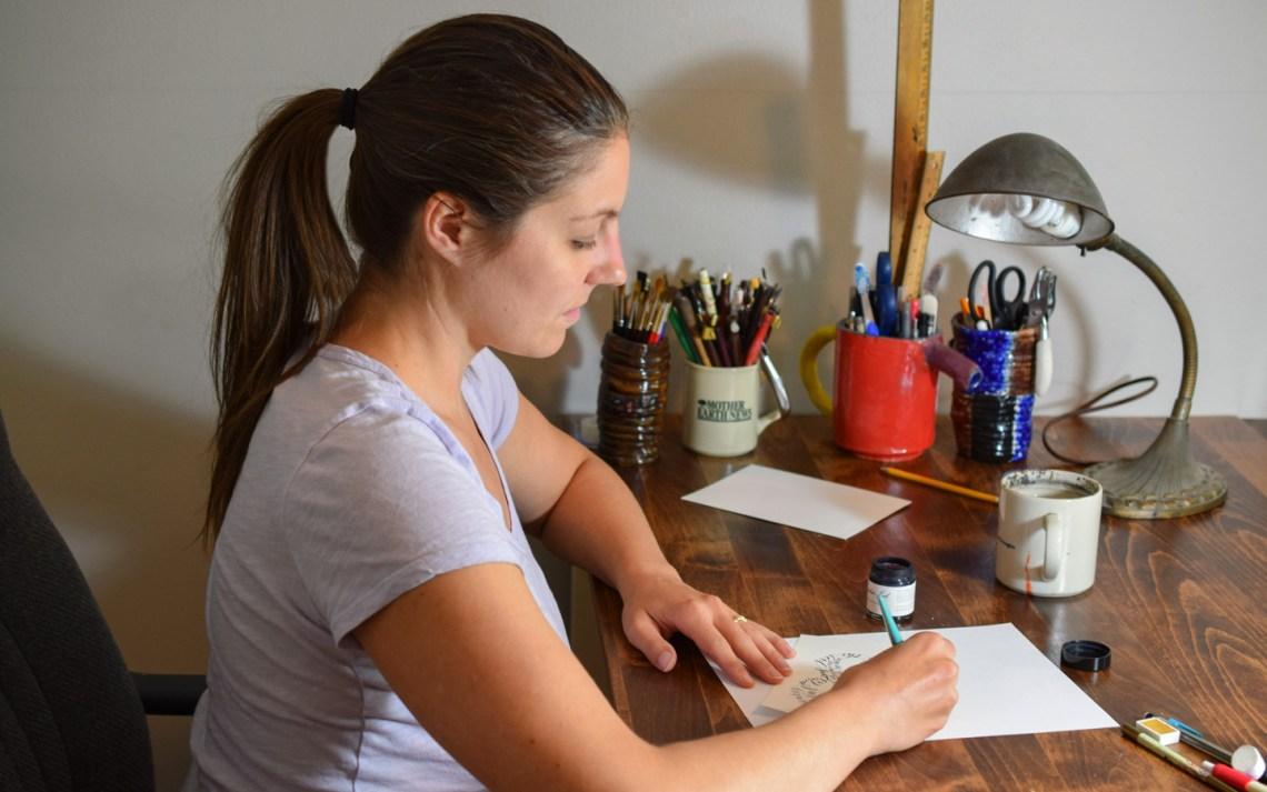 Lindsey Writing   The Postman's Knock