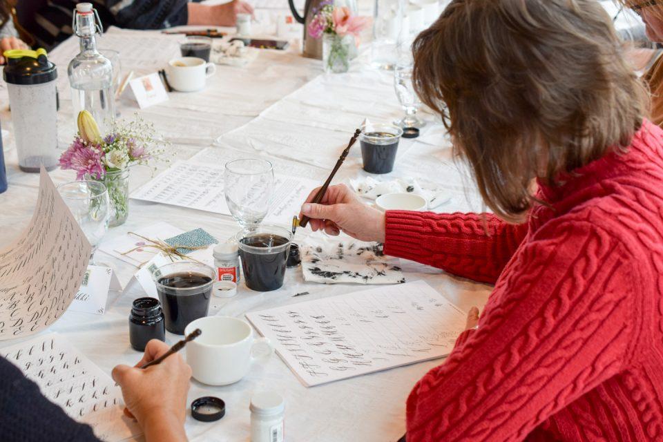 Beginner Calligraphy Workshop | Boulder, CO