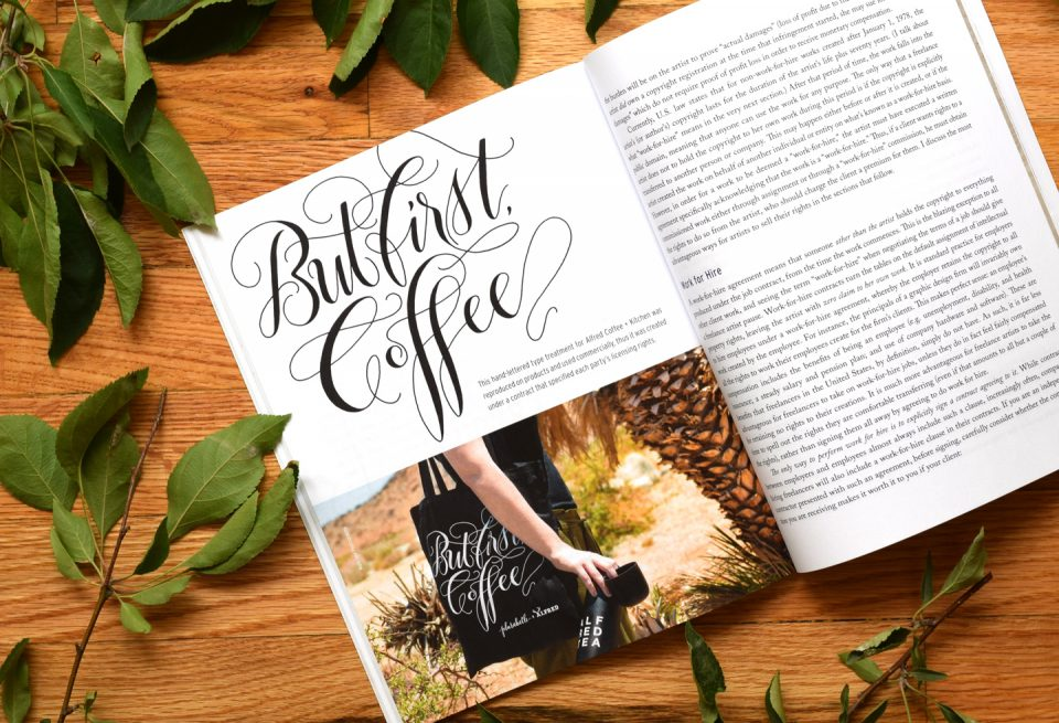 """""""The Calligrapher's Business Handbook"""" Book Review 