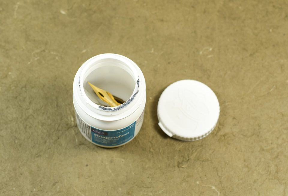 Save These 8 Surprising Calligraphy Supplies from the Trash | The Postman's Knock