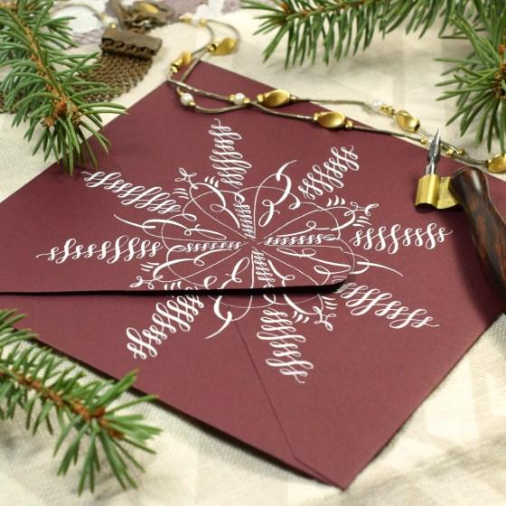 TPK Holiday Calligraphy Worksheet 2017 Edition