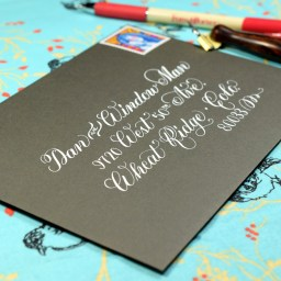 6 Calligraphy Tips for Every Skill Level | The Postman's Knock