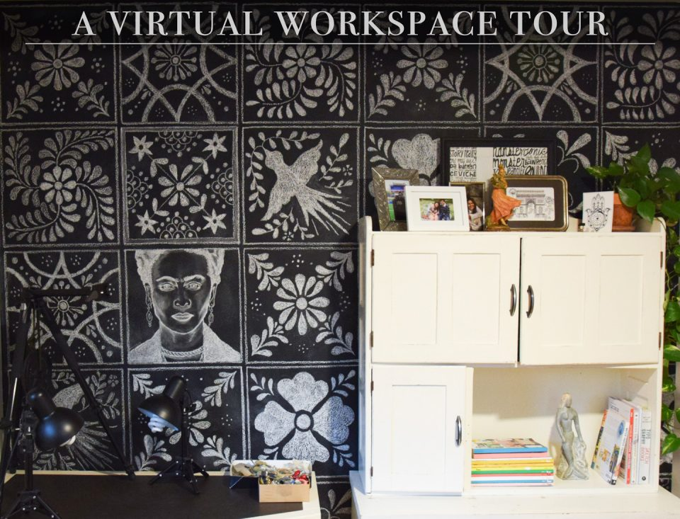 A Virtual Workspace Tour | The Postman's Knock