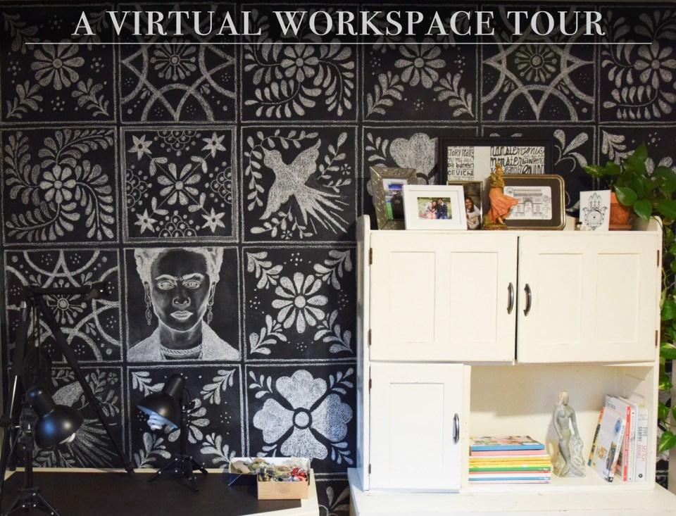 A Virtual Workspace Tour | The Postman's Knock