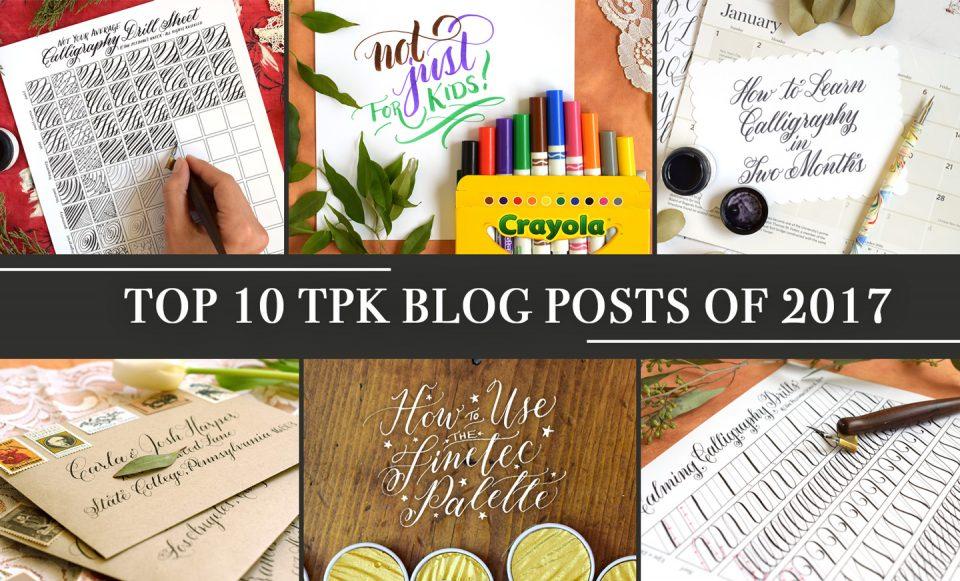 Top 10 TPK Blog Posts of 2017 | The Postman's Knock