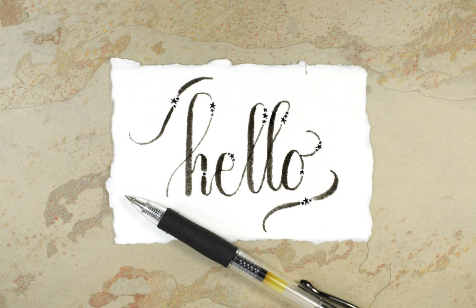 Four Hand Lettering Ideas to Try This Weekend – The
