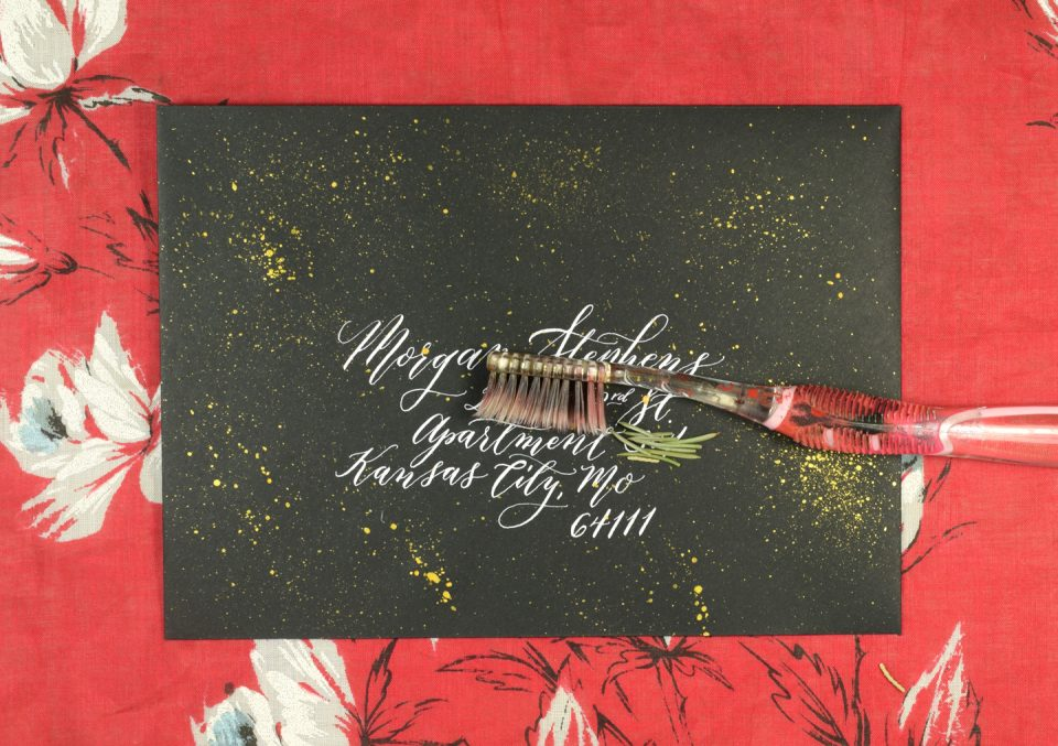 3 Speedy Mail Art Tutorials | The Postman's Knock