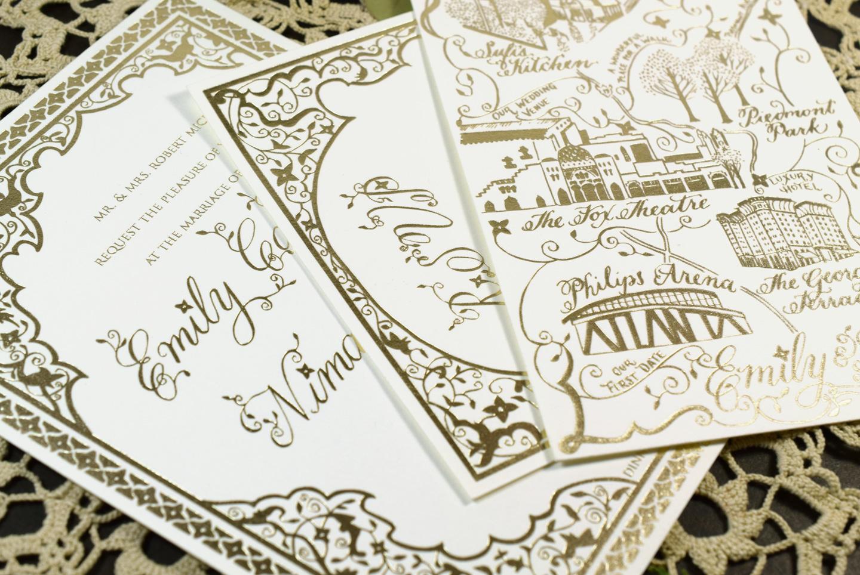 The Ultimate DIY Wedding Invitations Roadmap – The Postman's Knock